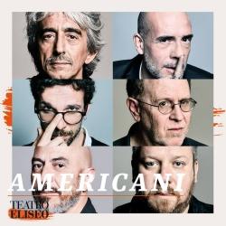 Americani di Mamet, regia Rubini.