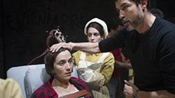 """""""La pazza della porta accanto"""" di Claudio Fava, regia Alessandro Gassmann"""